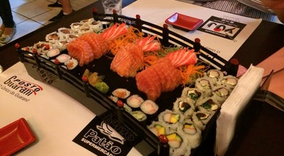 Photo of Sushi Restaurant Restaurante Yuj Sushi House at Assis Brasil, 219, Pato Branco 85504-010, Brazil