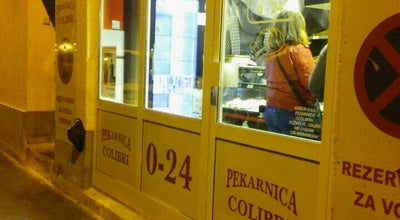 Photo of Bakery Pekarnica 'Colibri' at Ruzina 17, Osijek, Croatia