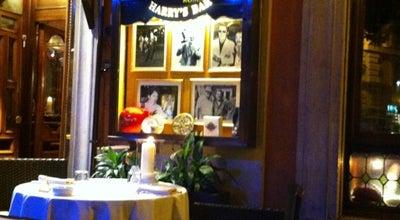 Photo of Italian Restaurant Harry's Bar at Via Vittorio Veneto 150, Roma 00187, Italy
