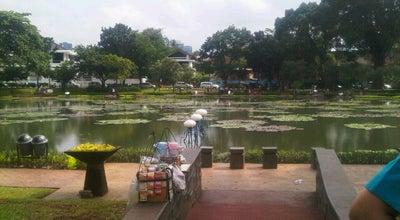 Photo of Lake Taman Situ Lembang at Jalan Lembang, Jakarta Pusat, Indonesia