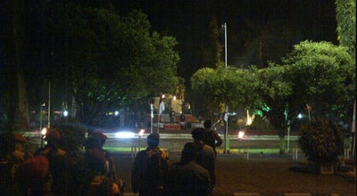 Photo of Monument / Landmark Monumen Joeang 3 Oktober 1945 at Jalan Pemuda, Pekalongan, Indonesia
