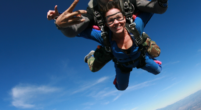Photo of Tourist Attraction Skydive Elsinore at 20701 Cereal Street, Lake Elsinore, CA 92530, United States