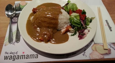 Photo of Asian Restaurant Wagamama at 26 South St, Chichester PO19 1EL, United Kingdom