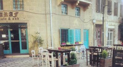 Photo of Cafe Araf Cafe & Pub at Selimiye Meydanı Suriçi, Lefkoşa, Cyprus