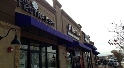 Photo of Nail Salon The Nest Nail Spa at 180 S Union Blvd #106, Lakewood, CO 80228, United States