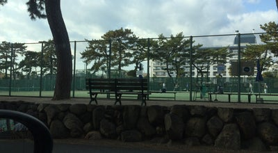 Photo of Tennis Court 芦屋国際ローンテニスクラブ at 松浜町4-4, 芦屋市, Japan