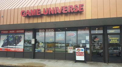 Photo of Toy / Game Store Game Universe at 19035 W Bluemound Rd, Brookfield, WI 53045, United States