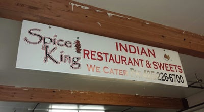 Photo of Indian Restaurant Spice King at 720 Lind Ave Sw, Renton, WA 98057, United States