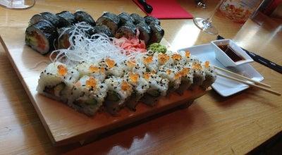 Photo of Sushi Restaurant Kabuki at Tērbatas Iela 46, Rīga LV-1011, Latvia