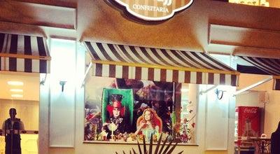 Photo of Dessert Shop Confeitaria El Hajj at R. Padre Luís Gonzaga, Quadra 1, Lote 8, Anapolis, GO, Brazil