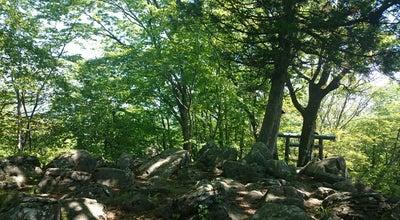 Photo of Mountain 太白山山頂 at 太白区茂庭生出森, Sendai, Japan