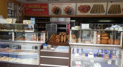 Photo of Bakery Mücadele Ekmek Unlu mamulleri at Tepeköy Mahallesi Ismetpaşa Caddesi No:11 / A 35860, Turkey