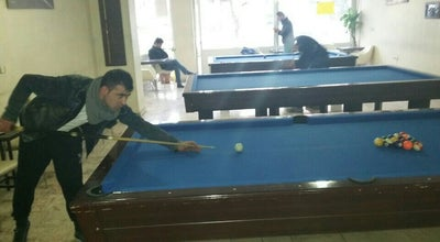 Photo of Pool Hall Mekan NG cafe at Antalya, Turkey