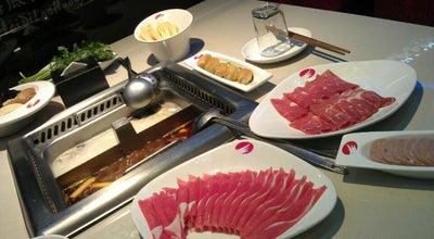 Photo of Szechuan Restaurant 海底捞火锅 Haidilao Hotpot at Block A 5-6f Friendship City, Shenzhen, Gu 518000, China