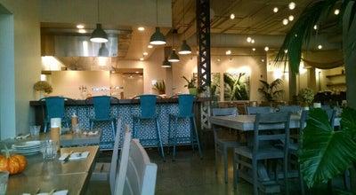 Photo of South American Restaurant Alma Cocina Latina at 2400 Boston St, Baltimore, MD 21224, United States