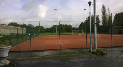 Photo of Tennis Court Tennis Club cheminots at Rue Marius Renard, 238, Hornu 7301, Belgium
