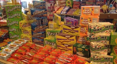 Photo of Candy Store Rocket Fizz at 220 E Campbell Ave, Campbell, CA 95008, United States