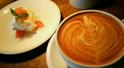 Photo of Cafe マツガミネコーヒービルヂング at 松が峰2-8-3, 宇都宮市, Japan