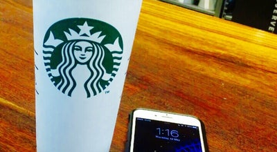 Photo of Coffee Shop Starbucks Reserve at Signa Towers Valero, Makati City, Philippines