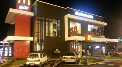 Photo of Fast Food Restaurant McDonald's / McCafé at Alor Mengkudu, Alor Setar 05400, Malaysia