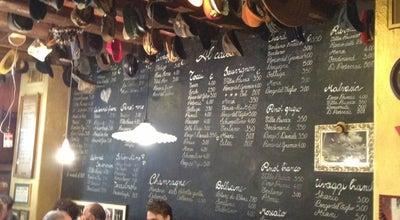 "Photo of Wine Bar Osteria ""Al Cappello"" at Via Paolo Sarpi, 5, Udine 33100, Italy"