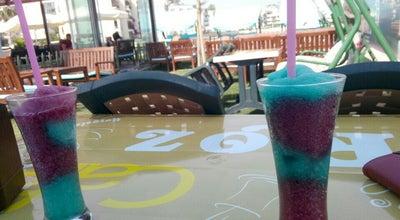 Photo of Cafe Roz Beach Cafe at Erciyes Sitesi Sahili, Erdemli, Mersin 33730, Turkey