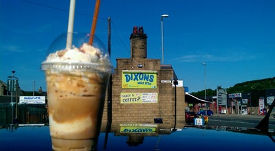 Photo of Ice Cream Shop Dixons Ices at Leeds Road, United Kingdom