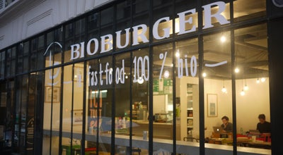 Photo of Burger Joint Bioburger at 10 Rue De La Victoire, Paris 75009, France