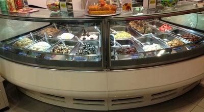 Photo of Ice Cream Shop Cremeria Vienna at Σοφοκλή Βενιζέλου 106, Ηλιούπολη 163 42, Greece