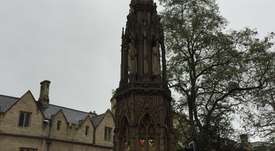 Photo of Monument / Landmark Martyrs' Memorial at St. Giles', Oxford OX1 2LN, United Kingdom