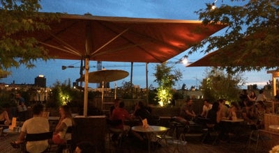 Photo of Cocktail Bar Hinterhof Dachterrasse at Münchensteinerstr. 81, Basel 4052, Switzerland