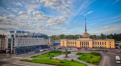 Photo of Hotel Park Inn by Radisson Petrozavodsk at Пл. Гагарина, 1, Petrozavodsk 185035, Russia
