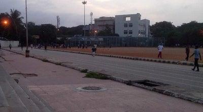Photo of Playground Ambedkar Ground at Basaveshwara Nagar, Bangalore, India
