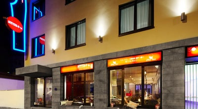 Photo of Hotel 25hours Hotel Frankfurt by Levi's at Niddastr. 58, Frankfurt am Main 60329, Germany