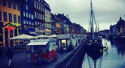 Photo of Fish and Chips Shop Fiskafeen at Vanløse Torv, Copenhagen 2720, Denmark