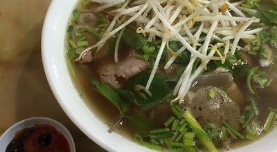 Photo of Vietnamese Restaurant Pho Thu Thuy at 9627 15th Ave Sw, Seattle, WA 98106, United States