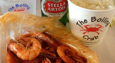Photo of Seafood Restaurant The Boiling Crab at 71 Curtner Ave, San Jose, CA 95125, United States
