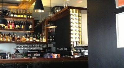 Photo of Cafe Akun bar at Ljudevita Posavskog 28, Zagreb, Croatia