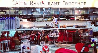 Photo of Italian Restaurant Carluccio's at The Great Hall, Trafford M17 8AA, United Kingdom