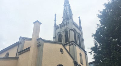 Photo of Church Matthäuskirche Luzern at Luzern 6004, Switzerland