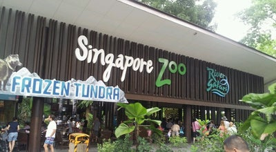 Photo of Zoo Singapore Zoo at 80 Mandai Lake Rd., Singapore 729826, Singapore