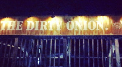 Photo of Bar The Dirty Onion at 3 Hill Street, Belfast, City of Belfast BT1 2LA, United Kingdom