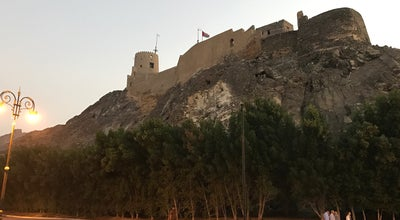 Photo of Historic Site Muttrah Fort at Oman