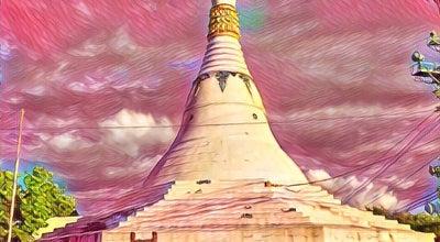 Photo of Monument / Landmark 平和記念塔パゴダ at 眉山町茂助ケ原, 徳島市 770-0908, Japan