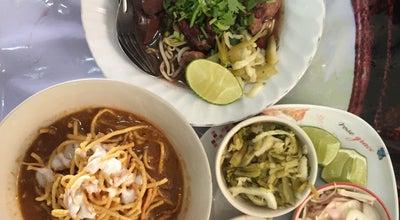 Photo of Ramen / Noodle House วันดา ขนมจีนน้ำเงี้ยว ข้าวซอย at ริมน้ำน่าน, Nan 55000, Thailand