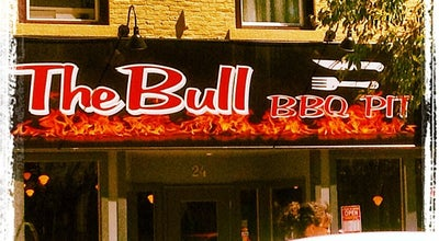 Photo of BBQ Joint The Bull - BBQ Pit at 24 St Paul St, St Catharines, On, Canada
