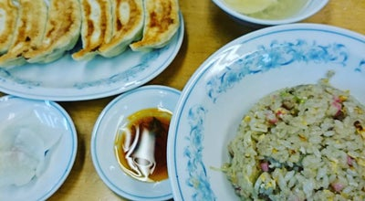 Photo of Dumpling Restaurant ぎょうざの満洲 久米川南口店 at 栄町2-19-17, 東村山市 189-0013, Japan