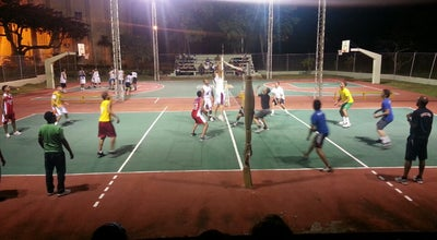 Photo of Basketball Court Canchas Basketball/Volleyball PUCMM at Dominican Republic