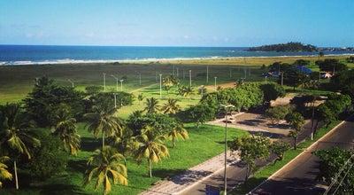 Photo of Beach Praia da Avenida Soares Lopes em Ilhéus, Bahia, BR. at Brazil