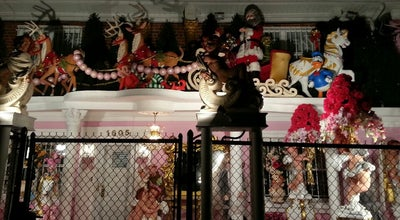 Photo of Historic Site The Pelham Parkway Christmas House at 1605 Pelham Pkwy N, Bronx, NY 10469, United States